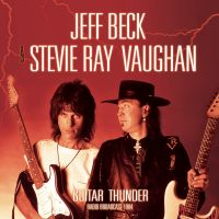 Cover Jeff Beck / Stevie Ray Vaughan - Guitar Thunder - Radio Broadcast 1984