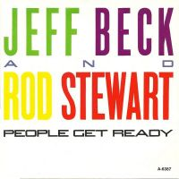 Cover Jeff Beck And Rod Stewart - People Get Ready