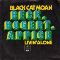 Cover Jeff Beck, Tim Bogert & Carmine Appice - Black Cat Moan