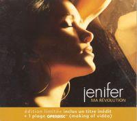 Cover Jenifer - Ma révolution