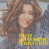 Cover Jenifer feat. Kylie Minogue - On oublie le reste