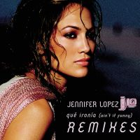 Cover Jennifer Lopez - Qué ironía