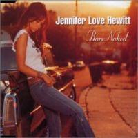 Cover Jennifer Love Hewitt - Bare Naked