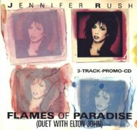 Cover Jennifer Rush with Elton John - Flames Of Paradise