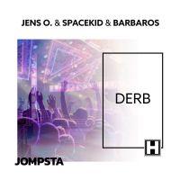 Cover Jens O. & Spacekid & Barbaros - Derb