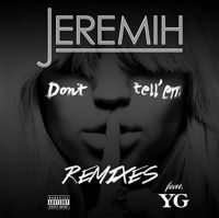 Cover Jeremih feat. YG - Don't Tell 'Em