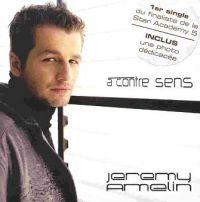 Cover Jérémy Amelin - À contre sens