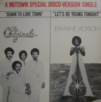 Cover Jermaine Jackson - Let's Be Young Tonight