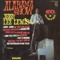 Cover Jerry Lee Lewis - Alabama Show