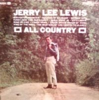 Cover Jerry Lee Lewis - All Country