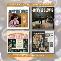 Cover Jerry Lee Lewis - Four Jerry Lee Lewis Albums On Two Discs