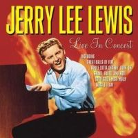 Cover Jerry Lee Lewis - Live In Concert