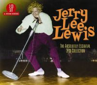 Cover Jerry Lee Lewis - The Absolutely Essential 3 CD Collection