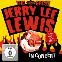 Cover Jerry Lee Lewis - The Great Jerry Lee Lewis - In Concert