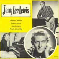 Cover Jerry Lee Lewis - Ubangi Stomp