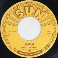 Cover Jerry Lee Lewis And His Pumping Piano - Break-Up