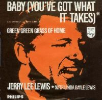 Cover Jerry Lee Lewis & Linda Gayle Lewis - Baby (You've Got What It Takes)