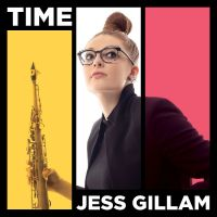 Cover Jess Gillam - Time