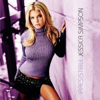 Cover Jessica Simpson - Irresistible