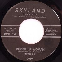 Cover Jesters III - Messed Up Woman