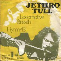 Cover Jethro Tull - Locomotive Breath