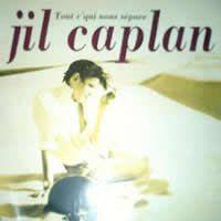 Cover Jil Caplan - Tout c'qui nous sépare