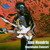 Cover Jimi Hendrix - Stockholm Concert