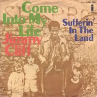 Cover Jimmy Cliff - Come Into My Life