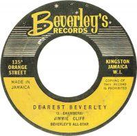 Cover Jimmy Cliff - Dearest Beverley