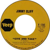 Cover Jimmy Cliff - Give And Take