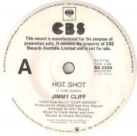 Cover Jimmy Cliff - Hot Shot