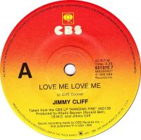 Cover Jimmy Cliff - Love Me Love Me