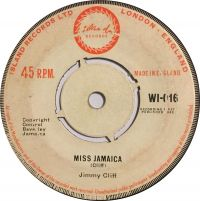 Cover Jimmy Cliff - Miss Jamaica