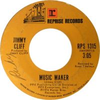 Cover Jimmy Cliff - Music Maker