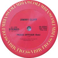 Cover Jimmy Cliff - Peace Officer
