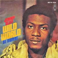 Cover Jimmy Cliff - Wild World