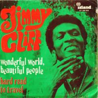 Cover Jimmy Cliff - Wonderful World, Beautiful People