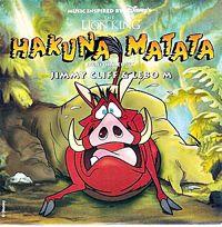 Cover Jimmy Cliff & Lebo M. - Hakuna Matata