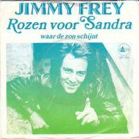 Cover Jimmy Frey - Rozen voor Sandra
