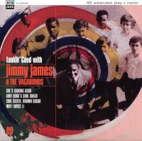 Cover Jimmy James & The Vagabonds - She's Looking Good