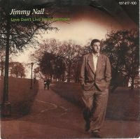 Cover Jimmy Nail - Love Don't Live Here Anymore