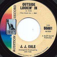Cover J.J. Cale - Outside Lookin' In