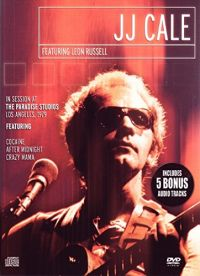 Cover JJ Cale feat. Leon Russell - In Session At The Paradise Studios Los Angeles, 1979
