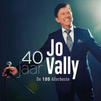 Cover Jo Vally - 40 jaar - De 100 allerbeste