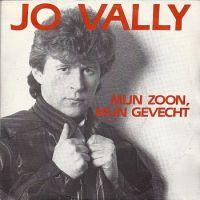 Cover Jo Vally - Mijn zoon, mijn gevecht