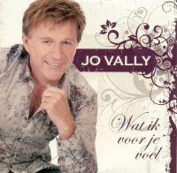 Cover Jo Vally - Wat ik voor je voel