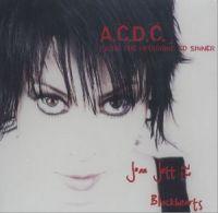 Cover Joan Jett & The Blackhearts - A.C.D.C.