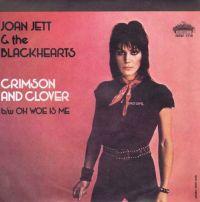 Cover Joan Jett & The Blackhearts - Crimson And Clover