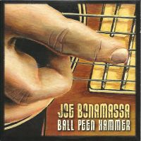 Cover Joe Bonamassa - Ball Peen Hammer