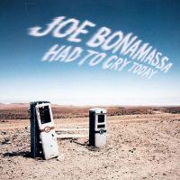 Cover Joe Bonamassa - Had To Cry Today